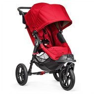 Buggy City Elite mit Handbremse - Red