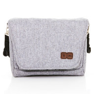 Wickeltasche Fashion - inkl. Wickelauflage - Graphite Grey