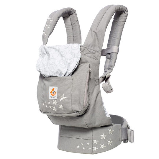 Babytrage Original - Galaxy Grey