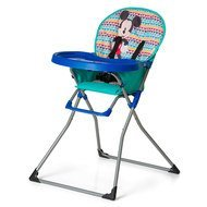 High chair Mac Baby - Disney - Mickey Geo Blue