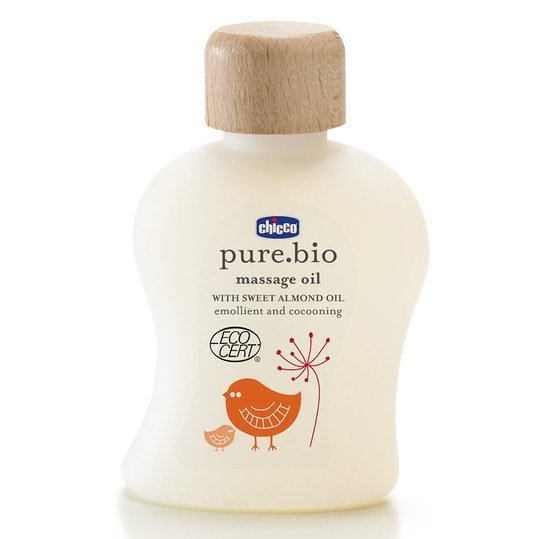 Massage-Öl Pure Bio 100 ml