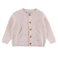 Strickjacke - Grow Rosa - Gr. 62