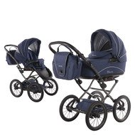 Kombi-Kinderwagen Classico Emotion - Night Blue