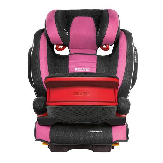 Kindersitz Monza Nova IS Seatfix - Pink