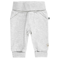 Jogginghose Interlock Lama - Grau - Gr. 62