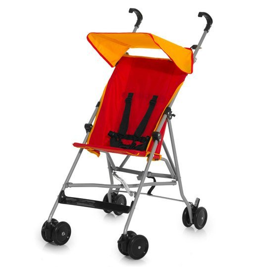 Buggy Go-S Sun - Red Safran