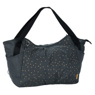 Wickeltasche Casual Twin Bag - Triangel - Dark Grey