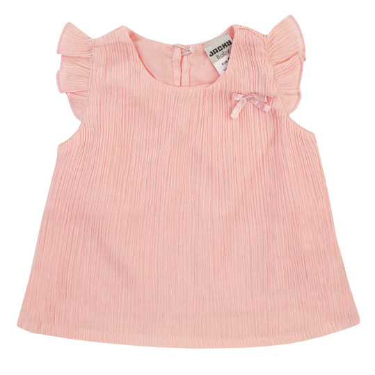 Bluse Girls Holidays - Rosa - Gr. 62