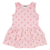 Kleid Summer Styles - Flamingo Rosa - Gr. 68