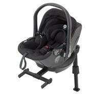 Babyschale Evo-Lunafix inkl. Isofix Base 2 - Racing Black