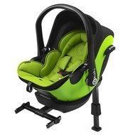 Babyschale Evoluna i-Size inkl. Isofix-Basis - Lime Green