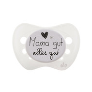 Schnuller Limited Edition 0-6 M - Mama gut, alles gut