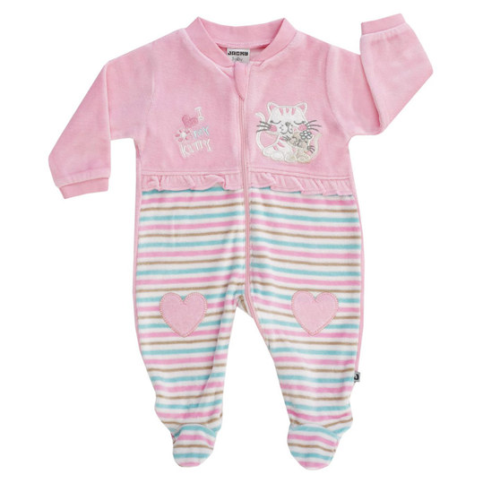 Overall Nicki - Kitty Rosa - Gr. 62