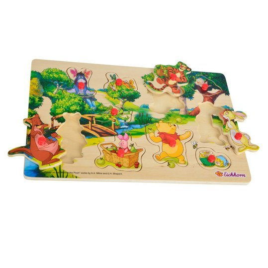 Steckpuzzle Winnie the Pooh groß