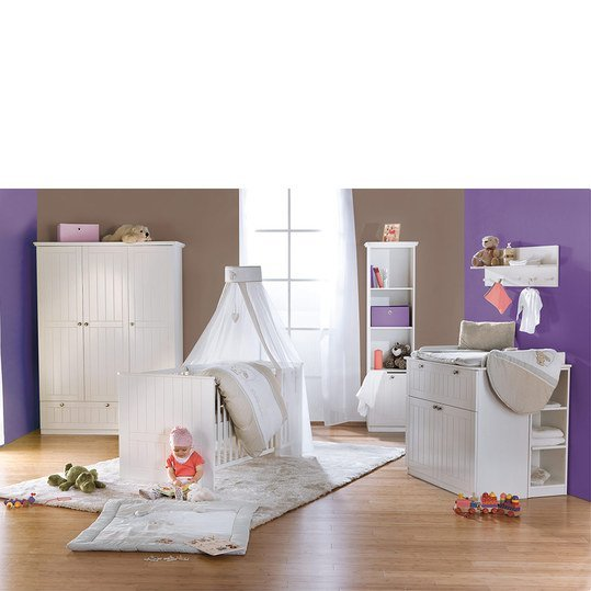 roba kinderzimmer dreamworld 2 mit 3 t rigem schrank. Black Bedroom Furniture Sets. Home Design Ideas