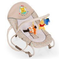 Babywippe Bungee Deluxe - Disney - Pooh Ready to Play