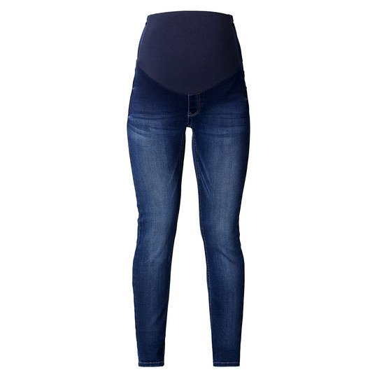 Jeggings - Darkwash Denim Blue - Gr. 36