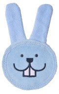 Mundpflege-Fingerling Oral Care Rabbit - Blau