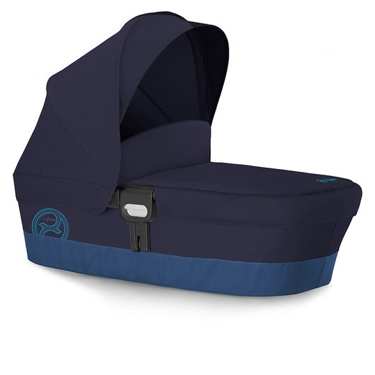 Babywanne Cot-M - True Blue