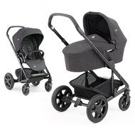 Kombi-Kinderwagen Chrome DLX inkl. Babywanne - Pavement