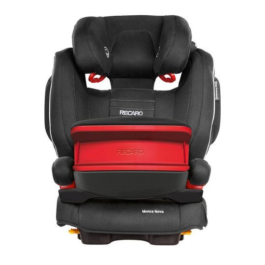 Kindersitz Monza Nova IS Seatfix - Black