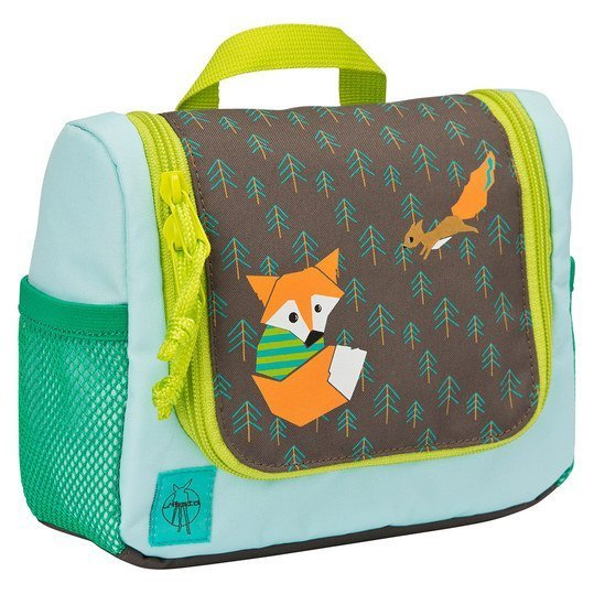 Kulturtasche Mini Washbag - Little Tree Fox