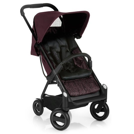 Buggy Acrobat - Fishbone Bordeaux