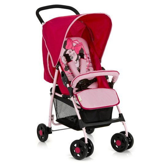 hauck buggy shopper sport minnie mouse pink. Black Bedroom Furniture Sets. Home Design Ideas