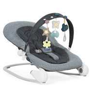 Baby bouncer Hoopla - Dark Grey