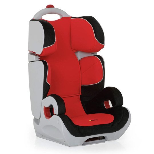 Kindersitz Bodyguard - Black Red