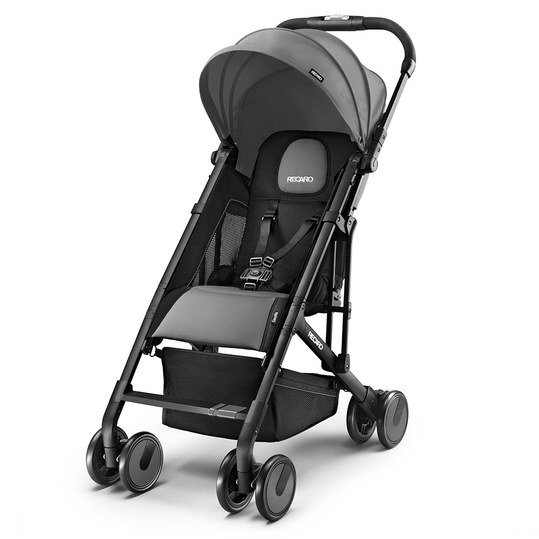 Buggy Easylife Black Frame - Graphite
