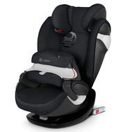 Kindersitz Pallas M-Fix - Lavastone Black Black