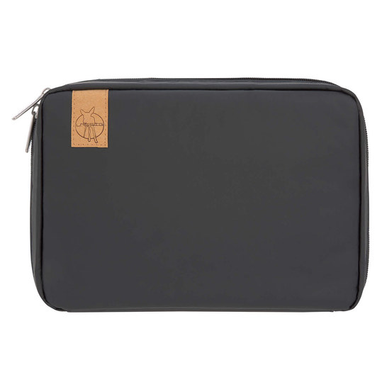 Wickeltasche Green Label Tyve Clutch - Black