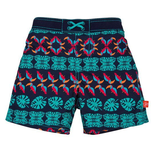 Bade-Shorts - Tropical - Gr. 18 - 24 M