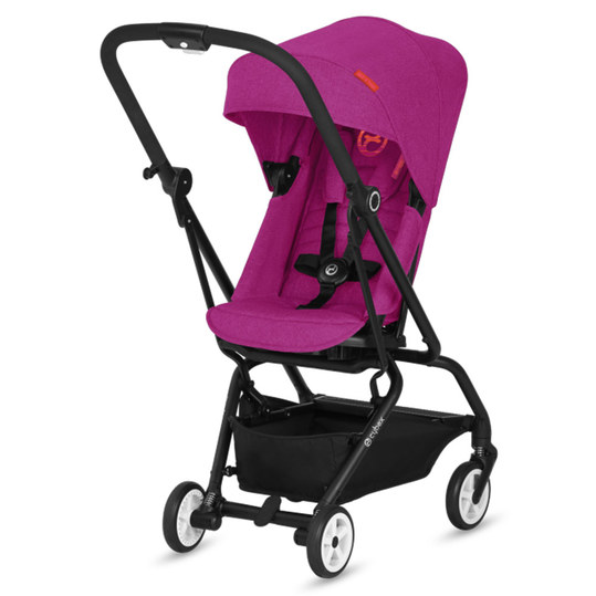 Buggy Eezy S Twist - Passion Pink Purple