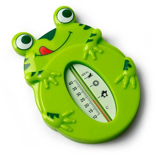 Badethermometer - Frosch