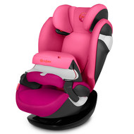 Kindersitz Pallas M - Passion Pink Purpel