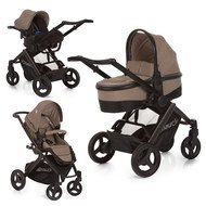 Kinderwagen-Set Maxan 4 Plus Trio Set - Melange Brown