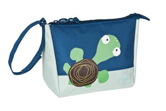 Kulturtasche Mini Washbag - Wildlife Turtle