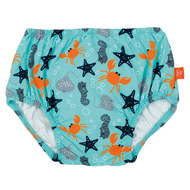 Bade-Windelhose - Star Fish - Gr. 0 - 6 M