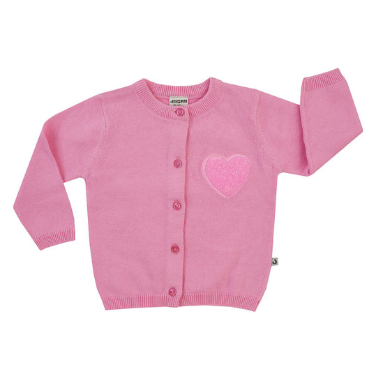 Strickjacke Ocean Love - Rosa - Gr. 68