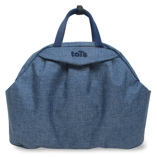 Wickeltasche Chic - Blue