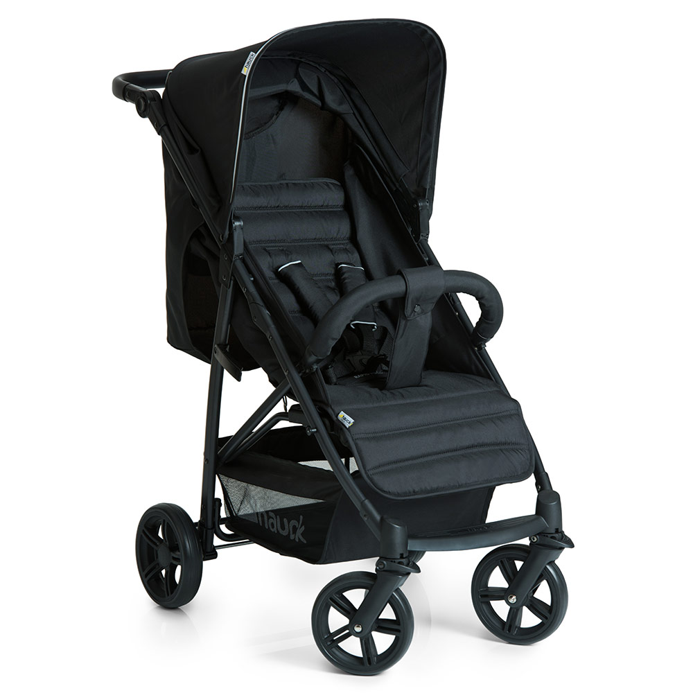 Hauck Buggy Rapid 4 - Caviar Black