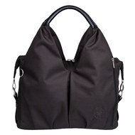 Wickeltasche Green Label Neckline Bag - Solid Black