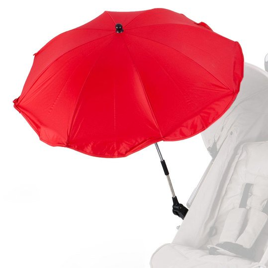 Parasol for prams - Red