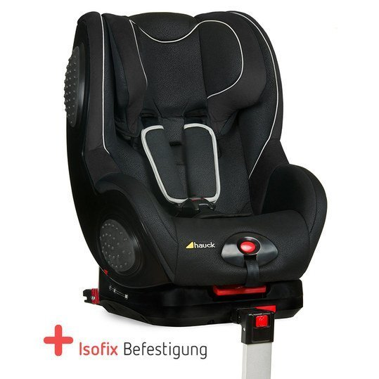 Kindersitz Guardfix mit Isofix-Basis - Black