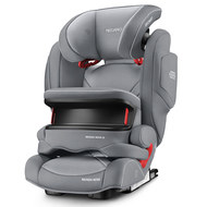 Child seat Monza Nova IS Seatfix - Aluminium Grey