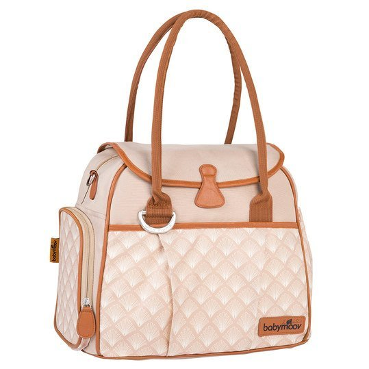 Wickeltasche Style Bag - Taupe