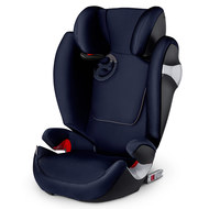 Kindersitz Solution M-Fix - Midnight Blue