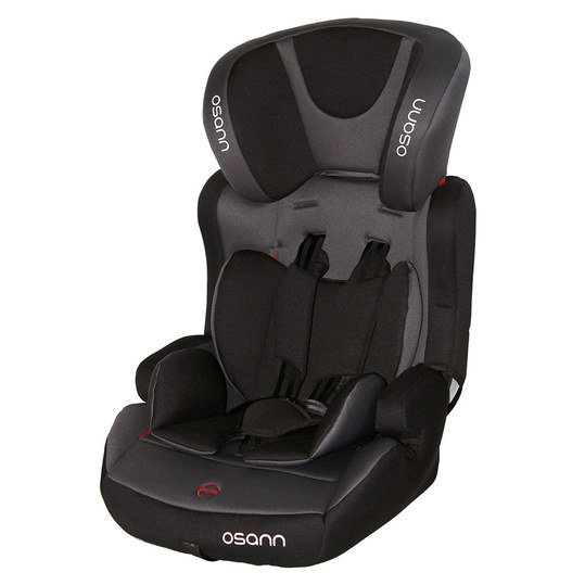 Child seat Lupo Plus - Nero